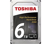 Disque dur interne Toshiba Interne 3.5'' 6To X300