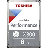 Disque dur interne Toshiba  3.5'' 8To X300