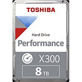 Disque dur interne Toshiba 3.5'' 8To X300