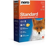 Logiciel de photo/vidéo Nero Standard 2019