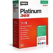 Logiciel de photo/vidéo Nero Platinum 365