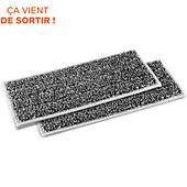 Lingette Karcher Bonnette abrasive pour KV4