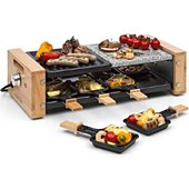 Raclette Klarstein Chateaubriand Nuovo Appareil à Raclette