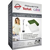 Kit de nettoyage pour semelle de fer Rowenta Kit de nettoyage pour semelle de fer