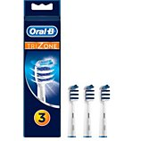 Brossette dentaire Oral-B Trizone X3