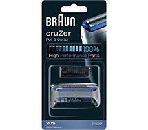 Tête de rasoir Braun 20S cruzer