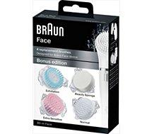 Brossette de rechange Braun multipack acc brosses