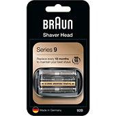 Tête de rasoir Braun 92B Rasoir Series 9 Noir