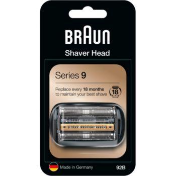 Braun 92B Rasoir Series 9 Noir