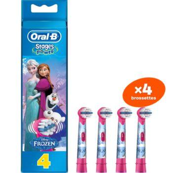 Oral-B Reines des Neiges x4