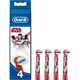 Brossette dentaire Oral-B  Star Wars x4