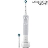 Brosse à dents électrique Oral-B Vitality 170 Cross Action blanche