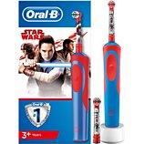 Brosse à dents électrique Oral-B  Star Wars + 2 brossettes