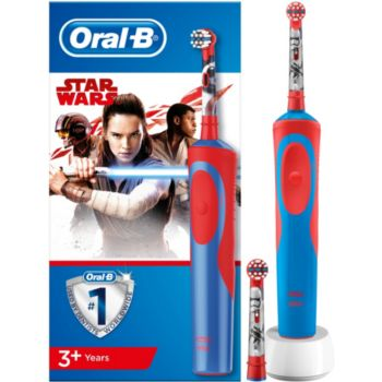 Oral-B Star Wars + 2 brossettes