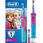 Brosse à dents électrique Oral-B Reine des neiges + 2 brossettes