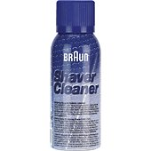 Spray nettoyant Braun de nettoyage pour rasoir