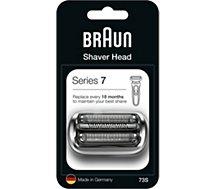 Tête de rasoir Braun  tete de rasage S7