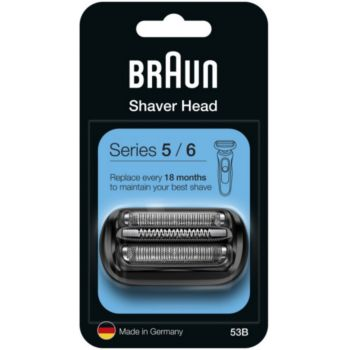 Braun 53B pour Série 5 - Série 6
