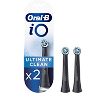 Brossette dentaire Oral-B  Ultimate Clean Black X2