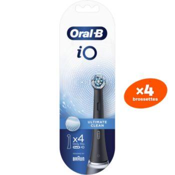 Oral-B iO ultimate Clean Black X4