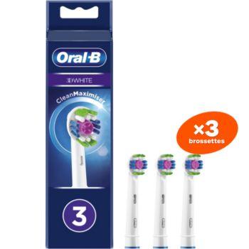 Oral-B 3D White x3 Clean Max