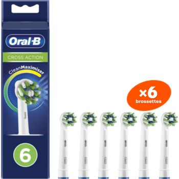 Oral-B Cross Action x6 Clean max