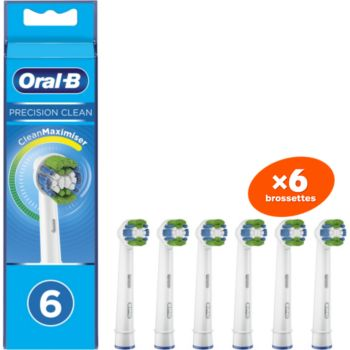 Oral-B Precision Clean x6 Clean max