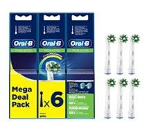 Brossette dentaire Oral-B  CrossAction 2 + 2 + 2