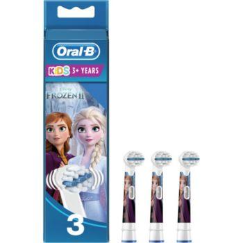Oral-B enfants Reine des neiges x3 GENTLE TOUCH