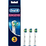 Brossette dentaire Oral-B  EB25 Floss action x3