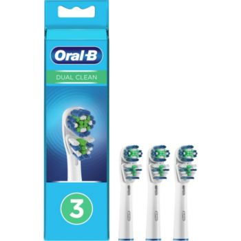 Oral-B EB417  DUAL CLEAN x3