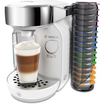 bosch tas7004 caddy blanc tassimo boulanger. Black Bedroom Furniture Sets. Home Design Ideas