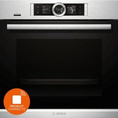 four encastrable sonde de cuisson pyrolyse boulanger. Black Bedroom Furniture Sets. Home Design Ideas
