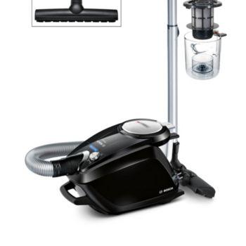 bosch bgs5r66m aspirateur sans sac boulanger. Black Bedroom Furniture Sets. Home Design Ideas