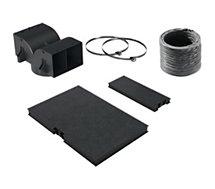 Kit de recyclage Bosch  Kit de recyclage avec cheminé DWZ0AK0U0