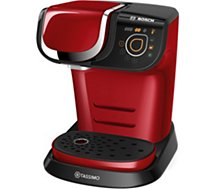 Tassimo Bosch My Way TAS6003 Rouge
