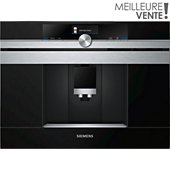 Expresso encastrable Siemens CT636LES6 HOME CONNECT