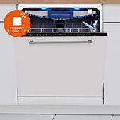 Lave vaisselle tout intégrable Siemens SN658X06ME HOME CONNECT