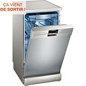 Lave vaisselle 45 cm Siemens SR256I00TE