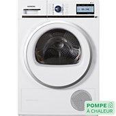Sèche linge pompe à chaleur Siemens WT47Y8H2FF