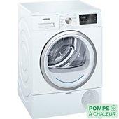 Sèche linge pompe à chaleur Siemens WT45RV01FF