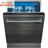 Lave vaisselle tout intégrable Siemens SN65ZX49CE  IQ500