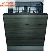 Lave vaisselle tout intégrable Siemens SN95EX56CE  IQ500