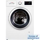 Lave linge hublot Bosch IDOS WAT28619FF