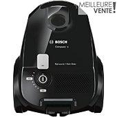 Aspirateur avec sac Bosch BZGL2A317 COMPAXX'X + 8 SACS