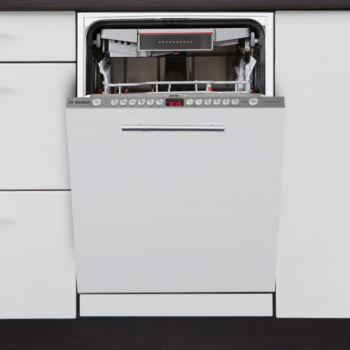 Lave Vaisselle Tout Intégrable 45 Cm Bosch Spv66tx04e