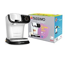 Tassimo Bosch  MY WAY TAS6504 - BLANC