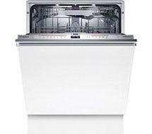Lave vaisselle tout intégrable Bosch  SMV6ZDX49E  SERIE 6