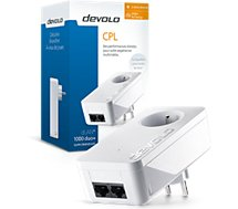 CPL Devolo dLAN 1000 Duo +