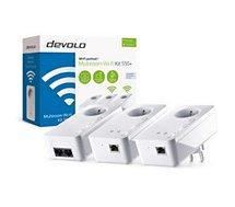 CPL Devolo Kit Multiroom WIFI 550+ blanc